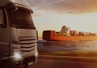 Goods transportation in containers